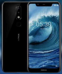 Nokia 5.1 Plus (Nokia X5) Price in Bangladesh and Specifications