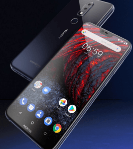Nokia 6.1 Plus (Nokia X6) Price in Bangladesh and Specifications