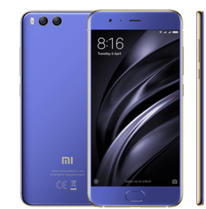 Xiaomi Mi 6 Blue Edition Price In Bangladesh and Specifications