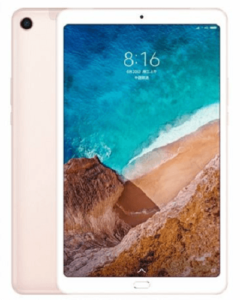 Xiaomi Mi Pad 4 Plus Price in Bangladesh and Specifications