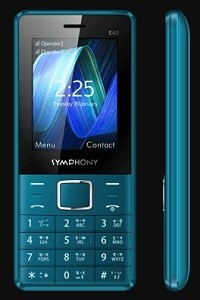 Symphony S40 Price in Bangladesh and Specifications l BD Price l